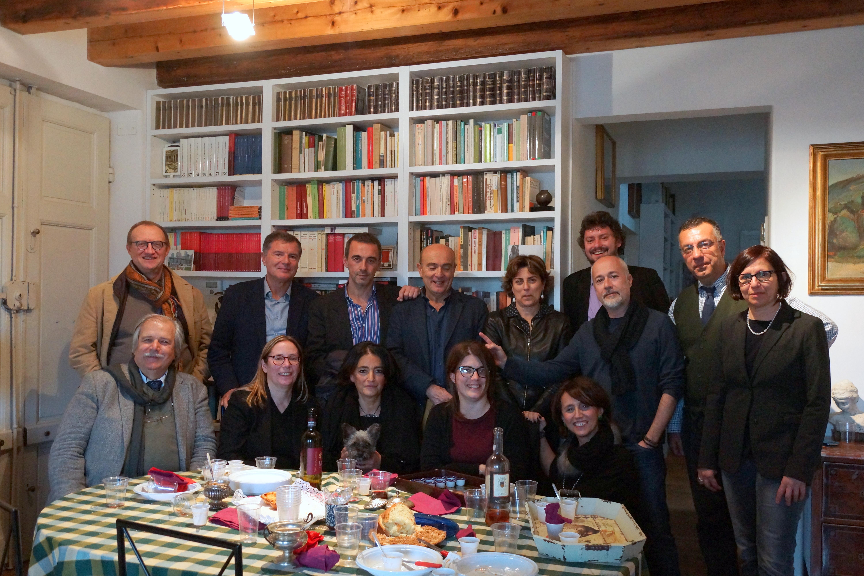 Fondazione dell'Associazione Amici di MR, 13 Novembre 2015